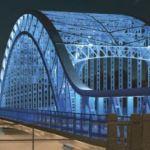 Tak będzie wyglądała iluminacja mostu Piłsudskiego