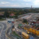 Etap III Trasy Łagiewnickiej w Kurdwanowie