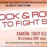 W krakowskich Fortach Kleparz odbędzie się koncert charytatywny