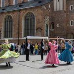 Zapraszamy na happening baletu Cracovia Danza pod wzgórzem wawelskim
