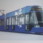 Dostawa kolejnych nowych niskopodłogowych tramwajów do Krakowa coraz bliżej