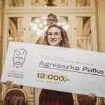 Pierwsza laureatka Stypendium im. Stanisława Wyspiańskiego