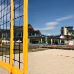 Boisko do siatkówki plażowej dla gości Chochołowskich Term