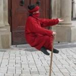 Co z artystami ulicznymi w centrum Krakowa?