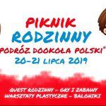"""20 i 21 lipca zapraszamy całe rodziny na QUEST """"Podróż dookoła Polski"""" w Parku Miniatur"""