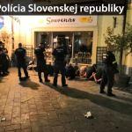 Wielka bijatyka w Bratysławie. W akcji pseudokibice Cracovii (nagranie)