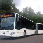 Nowy autobus hybrydowy na testach w MPK