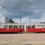 Na krakowskie torowiska wyjechał historyczny tramwaj