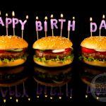 Zapraszamy na 2 urodziny WoLove Burgers Mistrzejowice. Tylko dziś duży burger w cenie małego