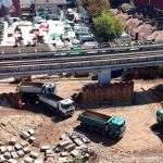 PLK likwidują bariery komunikacyjne, znika nasyp z centrum Krakowa
