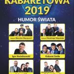 Polska Noc Kabaretowa 2019! Humor świata