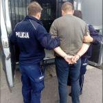 Policjanci zatrzymali oszusta!