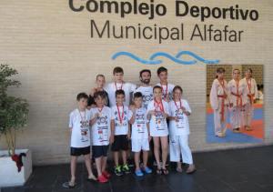 Centro de Negocios Terramar, Club Taekwondo Finestrat, Copa de cmpeones 2015