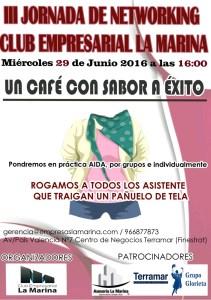 Centro de Negocios Terramar lll Networking Junio