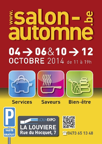 The Cowork Factory au Salon d'Automne du LouvExpo