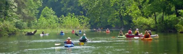 Roanoke Valley Alleghany Regional Commission – Get To Know The Upper James River Watershed: Cowpasture River Edition