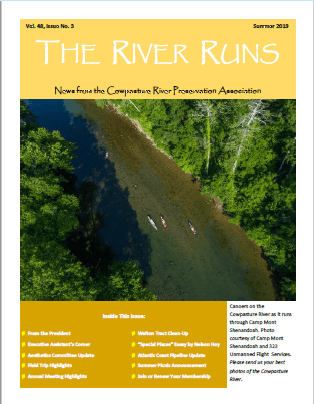 The River Runs – Summer 2019