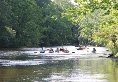 Annual Summer Picnic and River Float