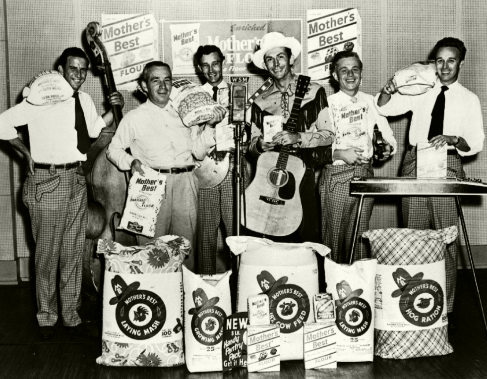 Hank Williams Mother's Best Flour (Photo)