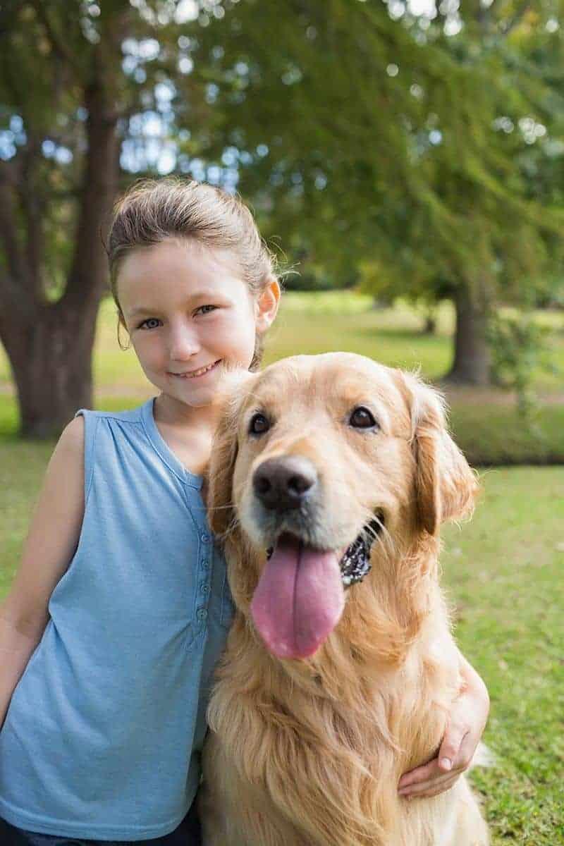 Od kiedy dziecko może być odpowiedzialne za psa?