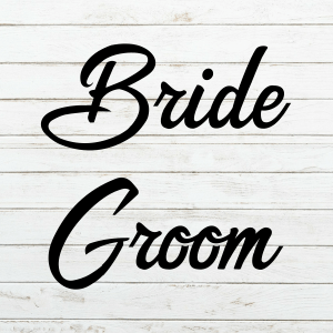 Bride Groom SVG - Wedding Svg - Engagement Svg- Future Mrs. Svg - Cricut - Cameo - Cutting File - Png svg dxf eps - diy bride - Commercial