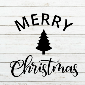 Merry Christmas SVG - christmas stencil for wood sign - christmas decoration - christmas svg - christmas wood sign stencil - christmas cut file - christmas sign