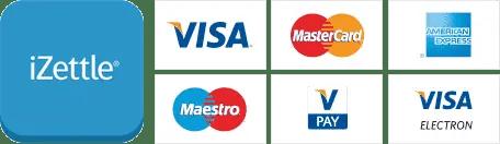izettle debit credit cards payments