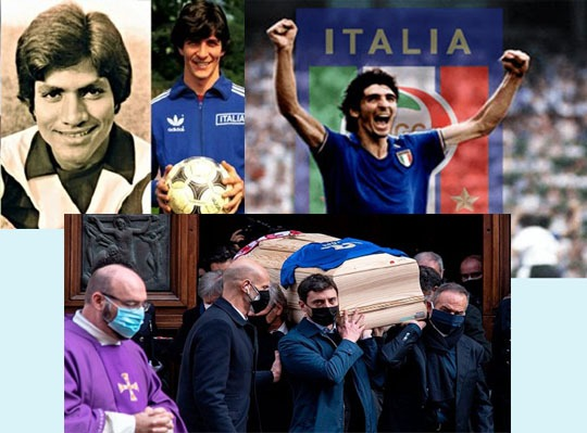 Sports - The stadium lost in 2020 (Paolo Rossi)
