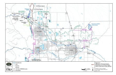 Northern Integrated Supply Project preferred alternative
