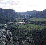 San Juan River from Wolf Creek Pass