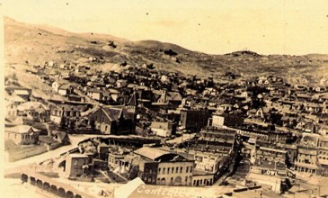 Central City back in the day