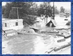 South Platte Flooding 1965 -- photo via the City of Denver