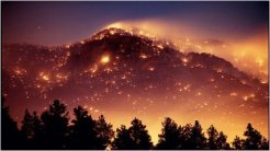 Four Mile Canyon Fire September 6, 2010