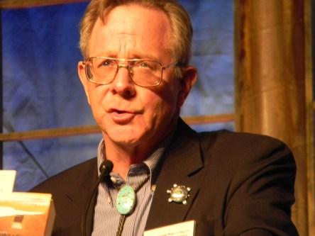Greg Hobbs at the Colorado Water Congress January 2012
