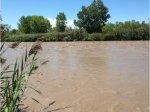 Fountain Creek during monsoon July 2012 via The Pueblo Chieftain