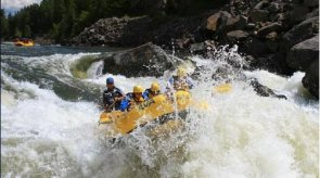 Gore Canyon rafting via Blogspot.com
