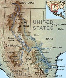 Rio Grande and Pecos River basins
