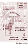 Lincoln Park/Cotter Mill Site via The Denver Post