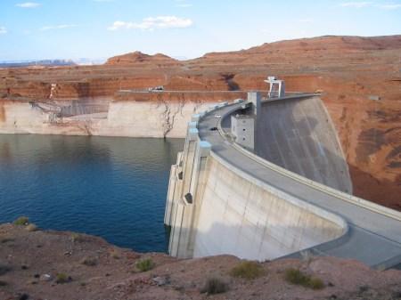Glen Canyon Dam -- Photo / Brad Udall