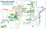 Map of the Colorado-Big Thompson Project via Northern Water
