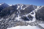 Telluride Ski Area via Powder Skiing Colorado