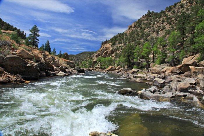 Browns Canyon via BrownsCanyon.org