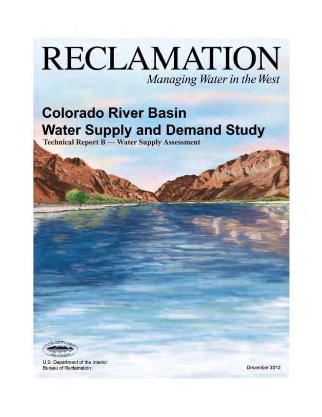 TR-B_Water_Supply_Assessment_FINAlreclamation
