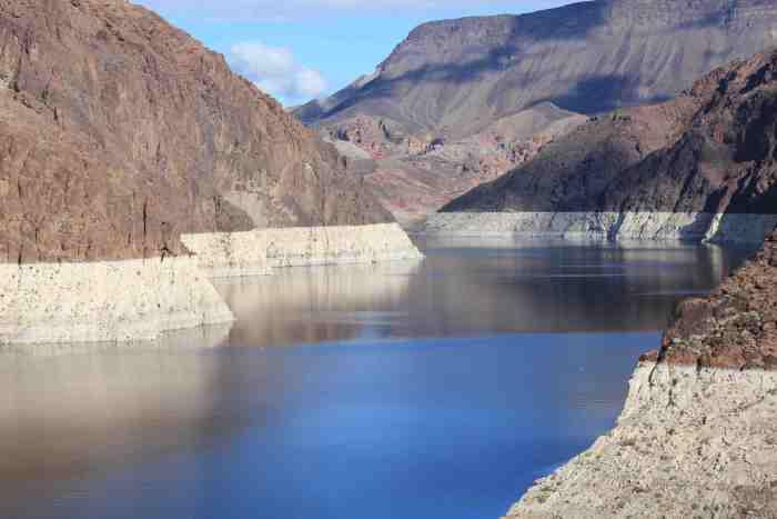 Lake Mead in December 2012. Photo/Allen Best