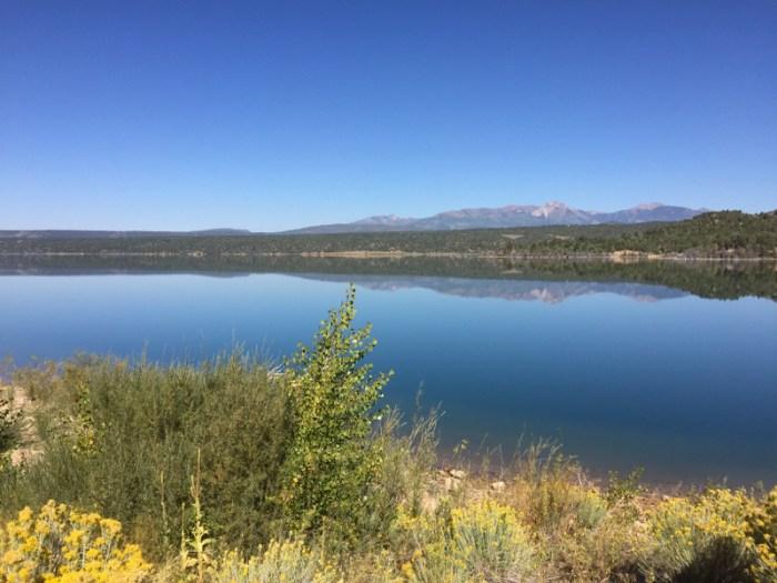 Lake Nighthorse September 19, 2016.