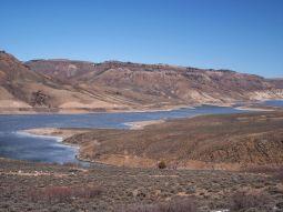 Blue Mesa Reservoir September 2017