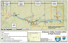 "Arkansas Valley Conduit ""A Path Forward"" November 22, 2019 via Southeastern."