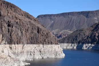 Lake Mead in 2017. Photo: Karen, (CC BY-NC-ND 2.0)