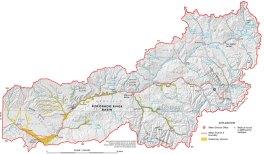 Colorado River Basin in Colorado via the Colorado Geological Survey