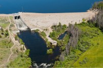 Shadow Mountain Dam via USBR